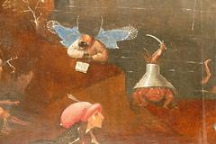 Last Judgement_detail_01 (Barbro_Uppsala) Tags: jheronimusbosch groeningemuseum bruge belgium art bruges lastjudgement oilpainting fineartsmuseumofbruges brugge