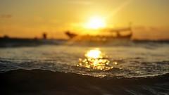 Sunset in Koh Rong Island (JTJade) Tags: beach island cambodia