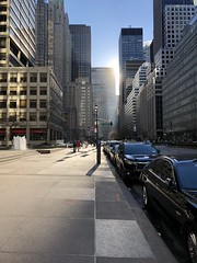 Cold Park Avenue (ty law) Tags: newyorkcity parkavenue seagrambuilding winter cold clear