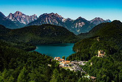 Img_021 (oana.balint) Tags: germany bavaria hohenschwangau castle lake mountains alps