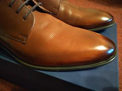 New brown derbies shined 2 (Adam11051983) Tags: brown derby dress footwear formal lace leather men mens shoe shoes