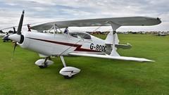 G-RODC - Steen Skybolt    Sywell (V77 RFC) Tags: lightaircraft laa sywell aviation aircraft steen skybolt grodc