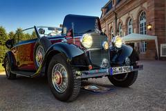 Mercedes Benz 290 B (1936) (FocusPocus Photography) Tags: mercedes benz 290 auto car oldtimer classiccar schwetzingen classicgala