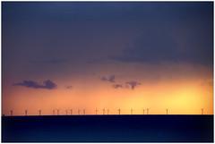 Offshore wind farm (na_photographs) Tags: energy energie wind windkraft umwelt sustainable