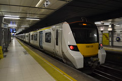 Thameslink Desiro City 700120 (Will Swain) Tags: east croydon station 3rd august 2019 london greater city centre capital south train trains rail railway railways transport travel uk britain vehicle vehicles england english europe transportation class thameslink desiro 700 700120 120