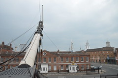 The Historic Dockyard from Victory (CoasterMadMatt) Tags: portsmouthhistoricdockyard2019 portsmouthhistoricdockyard historicdockyard historic dockyard hmsvictory hms victory royalnavy royal navy britishnavy ship ships vessel vessels boat boats onboard portsmouth navalhistory navalheritage history heritage museum museums exhibitions exhibition exhibit exhibits portsmouthattractions hampshire hants hampshireattractions southeastengland southeast england britain greatbritain gb unitedkingdom uk europe attraction attractions may2019 spring2019 may spring 2019 coastermadmattphotography coastermadmatt photography photos photographs nikond3200