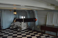 Cannon in the Quarters (CoasterMadMatt) Tags: portsmouthhistoricdockyard2019 portsmouthhistoricdockyard historicdockyard historic dockyard hmsvictory hms victory royalnavy royal navy britishnavy ship ships vessel vessels boat boats interior inside onboard cannon portsmouth navalhistory navalheritage history heritage museum museums exhibitions exhibition exhibit exhibits portsmouthattractions hampshire hants hampshireattractions southeastengland southeast england britain greatbritain gb unitedkingdom uk europe attraction attractions may2019 spring2019 may spring 2019 coastermadmattphotography coastermadmatt photography photos photographs nikond3200