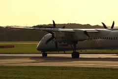 Manchester Airport plane spotting. (josephbower1) Tags: manchester airport canon 200d 70300mm lens planes spotting egcc avgeek airbus boeing flying a320 737800 737