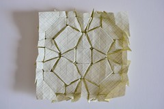 3-4-5-6 Flagstone Tessellation test (Byriah Loper) (Byriah Loper) Tags: origami origamimodular modularorigami modular byriahloper byriah paperfolding paper polygon polyhedron square