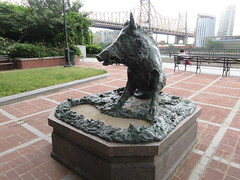 Happy 2019 Year of the Wild Boar statue East 57th St 9890 (Brechtbug) Tags: happy 2019 year wild boar statue replica bronze porcellino completed 1634 by renaissance sculptor pietro tacca 1557 1640 the original is marble housed uffizi gallery florence italy this dude sits off sutton place park east 57th street next river all done with renovations nyc 09022019 new york city