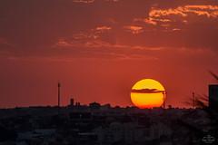 IMG_S2-15105 (Max Hendel) Tags: bymaxhendel bymaxhendelphotography brazil inbauruspbrazil pôrdosol solpoente sol sun sky céu color fimdetarde maxhendelphotography maxhendelphotostream