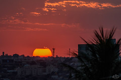 IMG_S2-15107 (Max Hendel) Tags: bymaxhendel bymaxhendelphotography brazil inbauruspbrazil pôrdosol solpoente sol sun sky céu color fimdetarde maxhendelphotography maxhendelphotostream