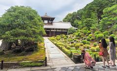 Tōfuku-ji temple and garden.. Kyoto..See Album Japan (geolis06) Tags: geolis06 asia asie japan japon 日本 2017 kyoto tofukujitemple penfolympus bouddhiste bouddhisme jardin garden zen rinzai nature tōfukuji olympusm918mmf4056