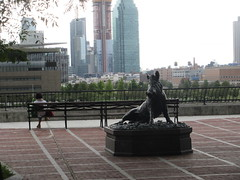 Happy 2019 Year of the Wild Boar statue East 57th St 0002 (Brechtbug) Tags: happy 2019 year wild boar statue replica bronze porcellino completed 1634 by renaissance sculptor pietro tacca 1557 1640 the original is marble housed uffizi gallery florence italy this dude sits off sutton place park east 57th street next river all done with renovations nyc 09022019 new york city