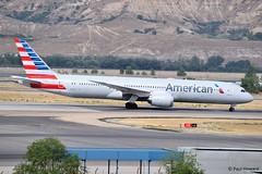 2019-06-23 MAD N832AA (Paul-H100) Tags: 20190623 mad n832aa boeing 787 b787 dreamliner american airlines