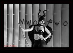 Maléfica 3000 (VincentToletanus) Tags: urbex urbexmodel model modelo malefica maleficent retrato fantasia fantasi