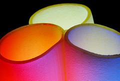 Pasta in RGB (Antti Tassberg) Tags: rgb pasta food macro macromondays 100mm lens prime texture paccheri 3