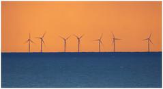 Offshore wind farm (na_photographs) Tags: energie energy strom wind windkraft regenerativ sustainable