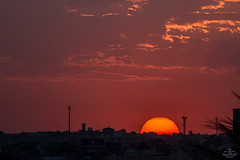 IMG_S2-15108 (Max Hendel) Tags: bymaxhendel bymaxhendelphotography brazil inbauruspbrazil pôrdosol solpoente sol sun sky céu color fimdetarde maxhendelphotography maxhendelphotostream