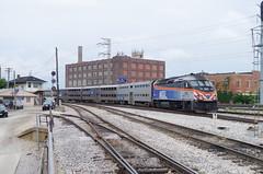 metra 606 (Fan-T) Tags: metra mp36 chicago illinois commuter