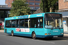 VDL SB200 Wright Commander (DennisDartSLF) Tags: wakefield bus vdl sb200 wright commander 1403 arrivayorkshire frequenta yj56jyh arriva