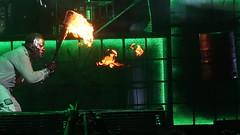 Slipknot (Knotfest Roadshow Tour) - Shawn Crahan, Craig Jones, Mick Thomson, Corey Taylor, Sid Wilson, Jim Root, Alessandro Venturella & Jay Weinberg (Peter Hutchins) Tags: slipknot knotfestroadshowtour jiffylubelive bristow va knotfest roadshow tour jiffy lube live shawn crahan craig jones mick thomson corey taylor sid wilson jim root alessandro venturella jay weinberg