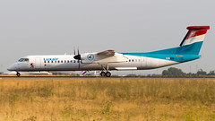 De Havilland Canada DHC-8-402Q LX-LQD Luxair (William Musculus) Tags: plane spotting aviation airplane airport paris charles de gaulle lfpg cdg roissy roissyenfrance william musculus lxlqd luxair havilland canada dhc8402q dash 8 bombardier dash8q400 dhc8400 dhc8q400 q400 lx lgl