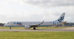 Flybe - Embraer ERJ-195LR (G-FBEG) (Matthew Garner) Tags: manchesterairport planes aircraft flying travel egcc boeing airbus aviation avgeek aviationphotography photography airport runway takeoff landing nikon d7500 embraer erj195lr embraererj195lr erj195 flybe gfbeg airline airliners