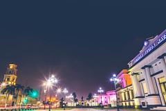 Veracruz (Víctor Herrera) Tags: night nightscape landmarks veracruz historic travel leisure