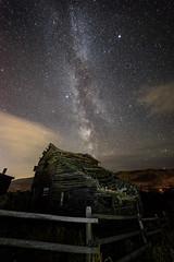 Haynes Ranch Milky Way (GR in Osoyoos) Tags: haynes14mmnightmilkyway milkyway night stars astro sony rokinon scenic sky