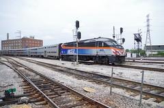 metra 605 (Fan-T) Tags: metra mp36 chicago illinois commuter