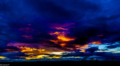 Tonights Sunset from Tipperty-Scotland...