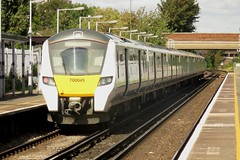 700045 Slade Green (localet63) Tags: class700 thameslink 9p28 sladegreen 700045
