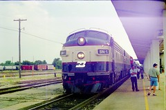 8122 (richiekennedy56) Tags: burlingtonnorthern bnsf f9a f9b gp35 bn1 bn2 bnsf2570 kansas shawneecountyks topeka railphotos unitedstates