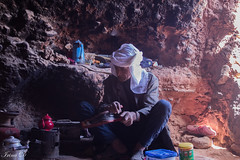 The tea ritual (Irina1010) Tags: atlasmountains desert landscape vastspaces berberfamily caves tearitual hospitality morocco canon