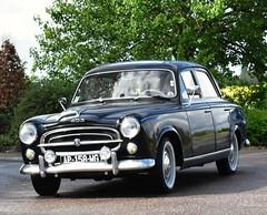 1956 Peugeot 403 (fabbi71100) Tags: peugeot peugeot403