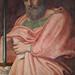 San Pablo. Frescos de la Capilla Herrera (1604-1607). Annibale Carracci y colaboradores. Museu Nacional d´Art de Catalunya
