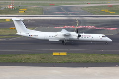 D-ABQB De Havilland Canada DHC-8-402Q Eurowings (FokkerAMS) Tags: dehavillandcanadadash8 eurowings dabqb lgwluftfahrtgesellschaftwalter