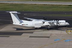 D-ABQE De Haviland Canada DHC-8-402Q Eurowings (FokkerAMS) Tags: dehavillandcanadadash8 eurowings dabqe lgwluftfahrtgesellschaftwalter