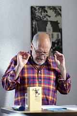 Die Nase - NIKOLAI GOGOL 12 (Michael Döring) Tags: halternamsee grabenstiege2 heimathaus literaturimspieker kulturstiftungmasthoff michaelvanahlen jakobeihofdomra afs200mm20gvrii d850 michaeldöring