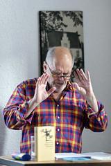 Die Nase - NIKOLAI GOGOL 08 (Michael Döring) Tags: halternamsee grabenstiege2 heimathaus literaturimspieker kulturstiftungmasthoff michaelvanahlen jakobeihofdomra afs200mm20gvrii d850 michaeldöring