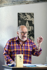 Die Nase - NIKOLAI GOGOL 03 (Michael Döring) Tags: halternamsee grabenstiege2 heimathaus literaturimspieker kulturstiftungmasthoff michaelvanahlen jakobeihofdomra afs200mm20gvrii d850 michaeldöring