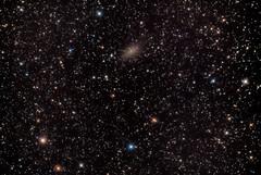 NGC 147 (teredura58) Tags: astrofotografia astrophotography ngc147 dso galaxy astrometrydotnet:id=nova3609118 astrometrydotnet:status=solved