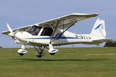 G-OTTS (GH@BHD) Tags: gotts comco comcoikarus fb100 fb100bravo bravo microlight aircraft aviation laa laarally2019 laarally sywellairfield sywell
