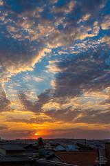 IMG_S2-15099 (Max Hendel) Tags: bymaxhendel bymaxhendelphotography brazil inbauruspbrazil pôrdosol solpoente sol sun sky céu color fimdetarde maxhendelphotography maxhendelphotostream