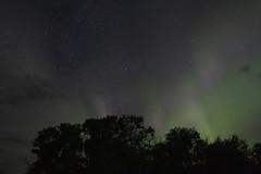 Baleyard Borealis (DustinGinetz.Photography) Tags: auroraborealis northernlights solar wind storm dark sky night farm aurora green