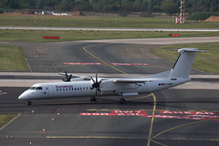 D-ABQF De Havilland Canada DHC-8-402Q Eurowings (FokkerAMS) Tags: dehavillandcanadadash8 eurowings dabqf lgwluftfahrtgesellschaftwalter
