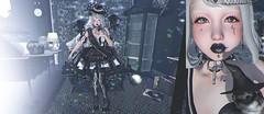 【t w i s t e d】 (Sooyun Ichtama) Tags: secondlife sl arise avoixs asteroidbox blackbantam cestlavie darkendstare insomniaangel naminoke suicidalunborn sweetthing flora thearcade gacha