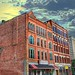 Binghamton New York - HIstoric Court District  - Warehouses