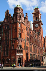 The Principal Manchester, Manchester, UK (JH_1982) Tags: principal refuge assurance building hotel eclectic baroque brick historic historisch architecture architektur landmark manchester mánchester 曼彻斯特 マンチェスター 맨체스터 манчестер england inglaterra angleterre inghilterra uk united kingdom vereinigtes königreich reino unido royaumeuni regno unito 英国 イギリス 영국 великобритания